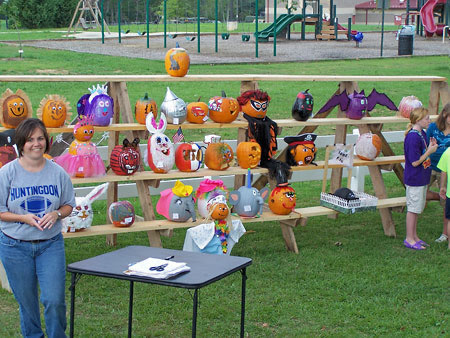 Heritage Festival Pumpkin Decorating Contest